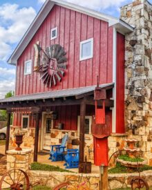 Best Hill Country Vacation Rentals for families- Family Friendly Airbnb in Leander Texas near Austin