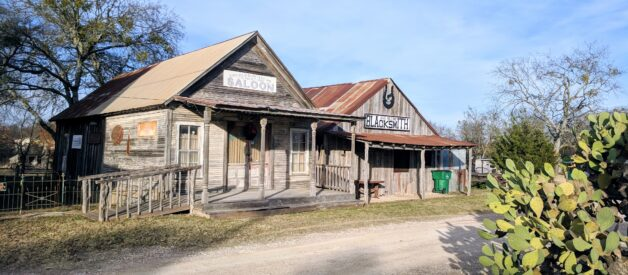 The Grove Texas Ghost Town