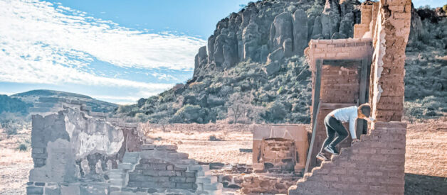 Fort Davis National Historic Site Ruins - Top Things to do in Fort Davis Texas