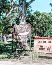 The Lodge at Cypress Falls - Where to stay in Wimberley